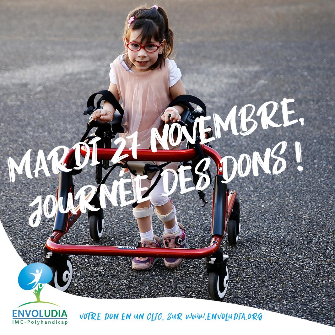 27 novembre - Vous aussi, faites un don