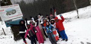 Séjour à la montagne pour les enfants du SESSAD 93